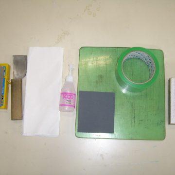 タップ交換方法(道具紹介と動画による手順)